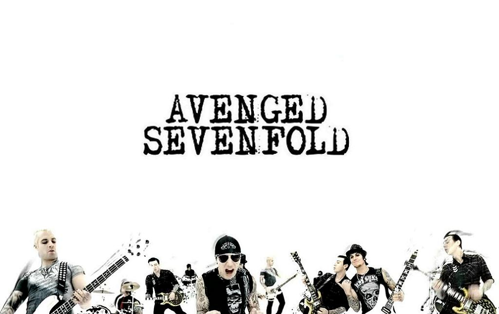 Avenged Sevenfold Bandswallpapers Free Wallpapers Music