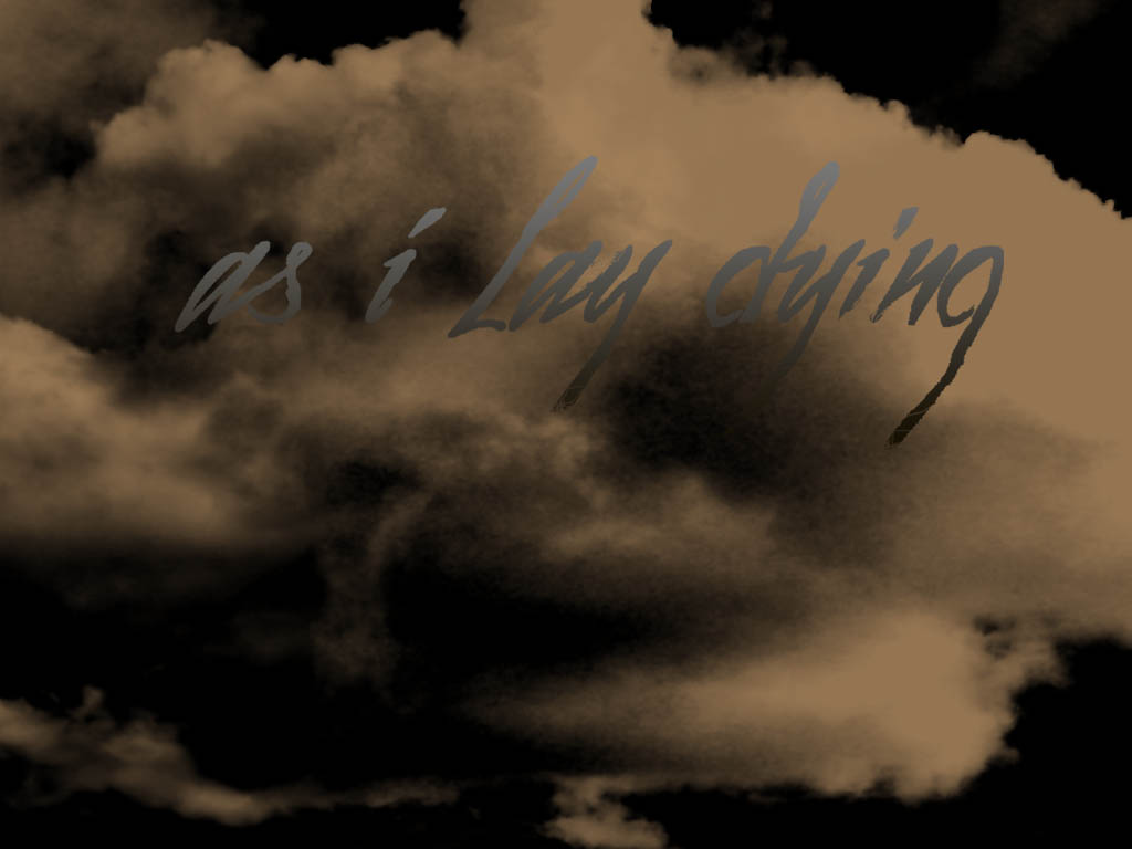 As I Lay Dying - BANDSWALLPAPERS