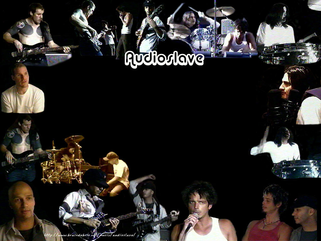 Audioslave - BANDSWALLPAPERS   free wallpapers, music ...