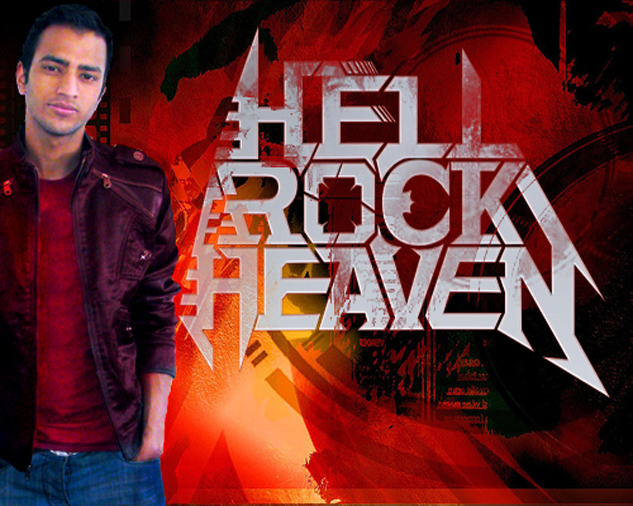 Hell Rock Heaven - Anup Panthi - Lead Guiatrist (H.R.H)