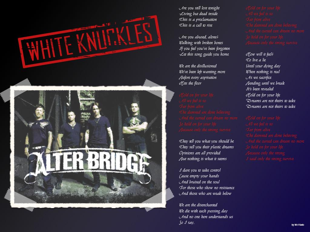 Alter Bridge Bandswallpapers Free Wallpapers Music