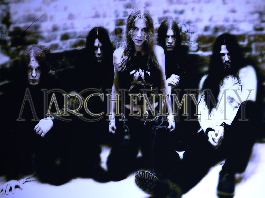 Arch Enemy 2 Bandswallpapers Free Wallpapers Music