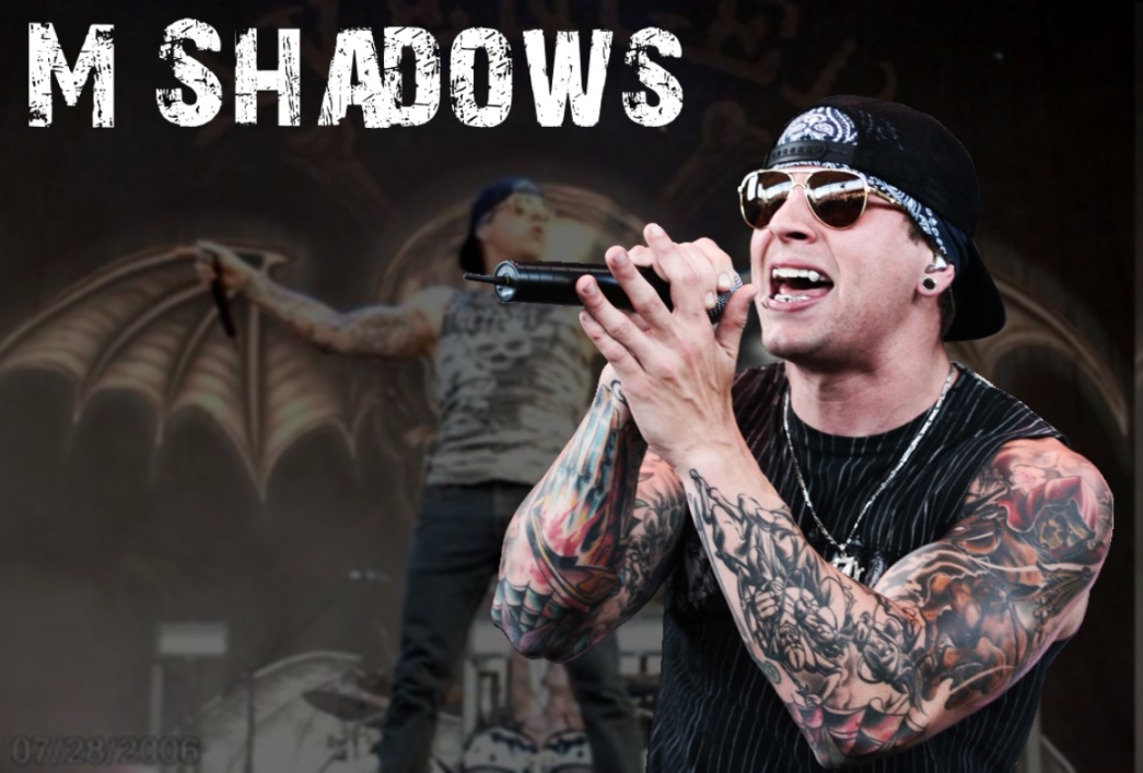 Avenged Sevenfold  M Shadows