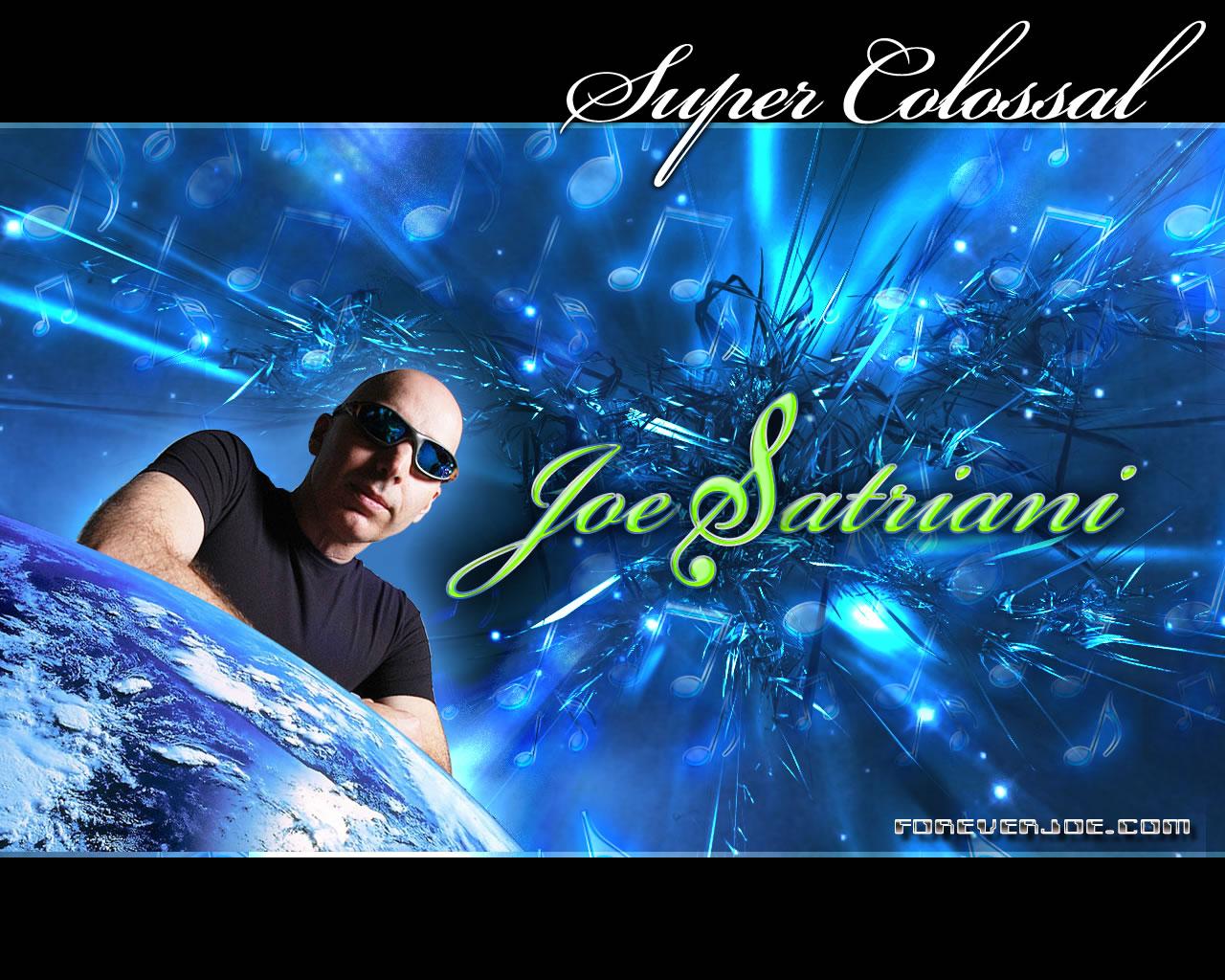 Joe Satriani - Gallery Colection