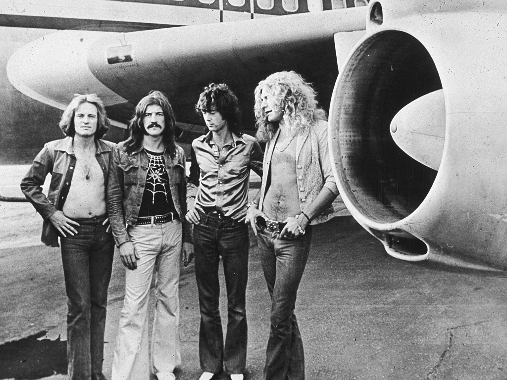Led Zeppelin BANDSWALLPAPERS