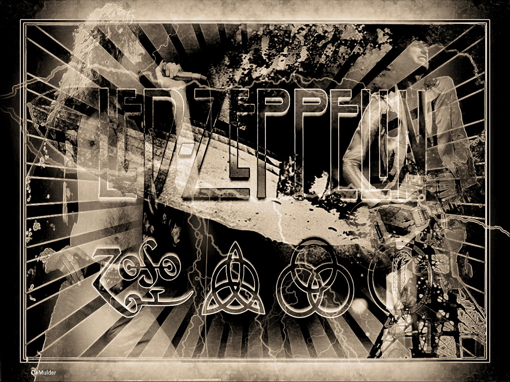 Led Zeppelin Bandswallpapers Free Wallpapers Music Wallpaper Desktop Backrgounds