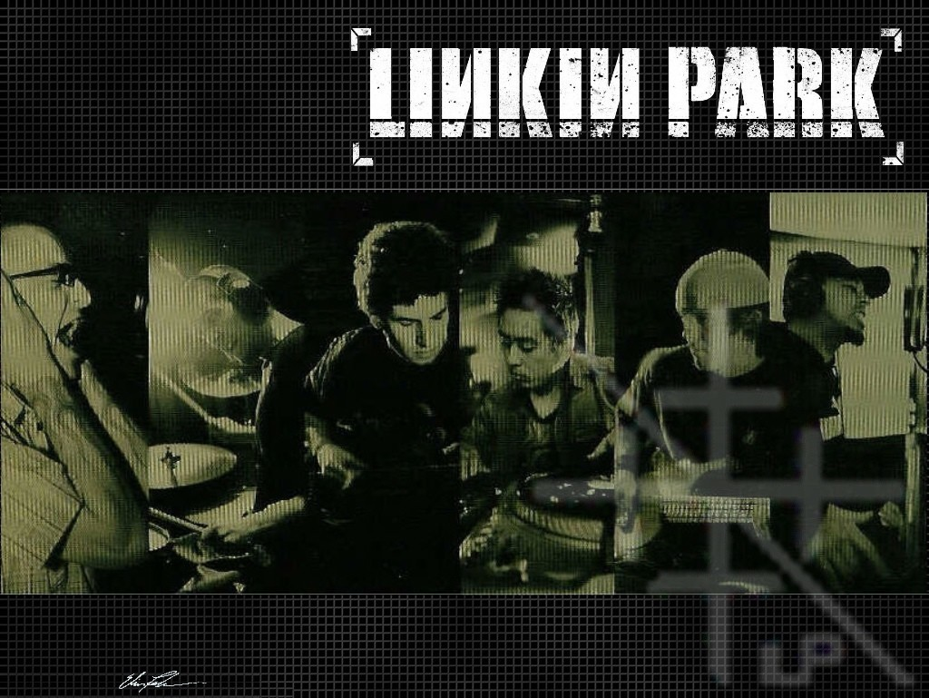 Linkin Park 6 - BANDSWALLPAPERS   free wallpapers, music