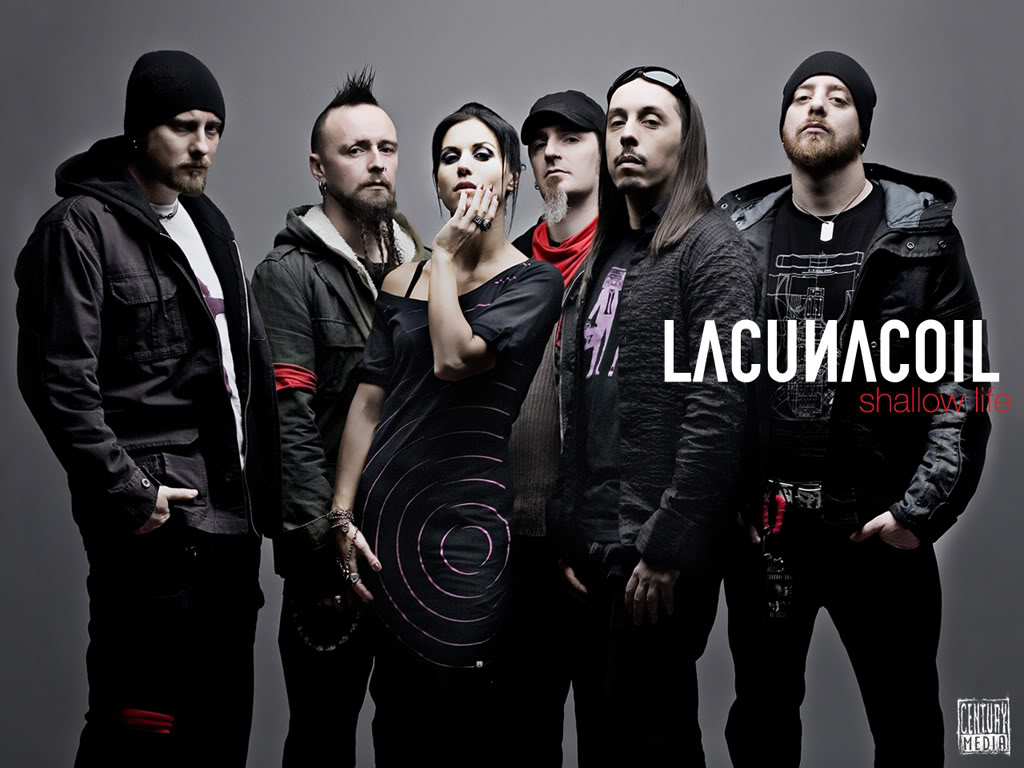 Lacuna Coil - Gallery Photo