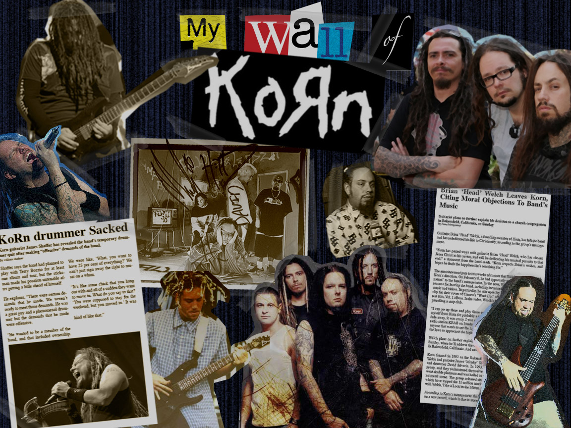 Korn Bandswallpapers Free Wallpapers Music Wallpaper Desktop