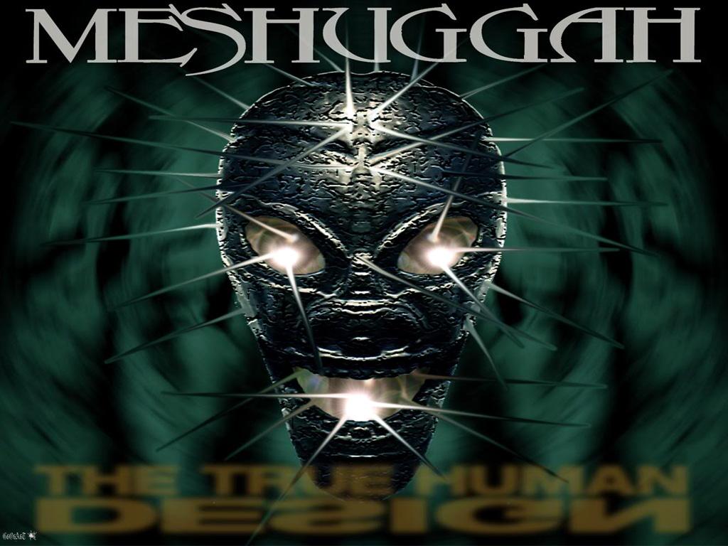 Meshuggah Bandswallpapers Free Wallpapers Music