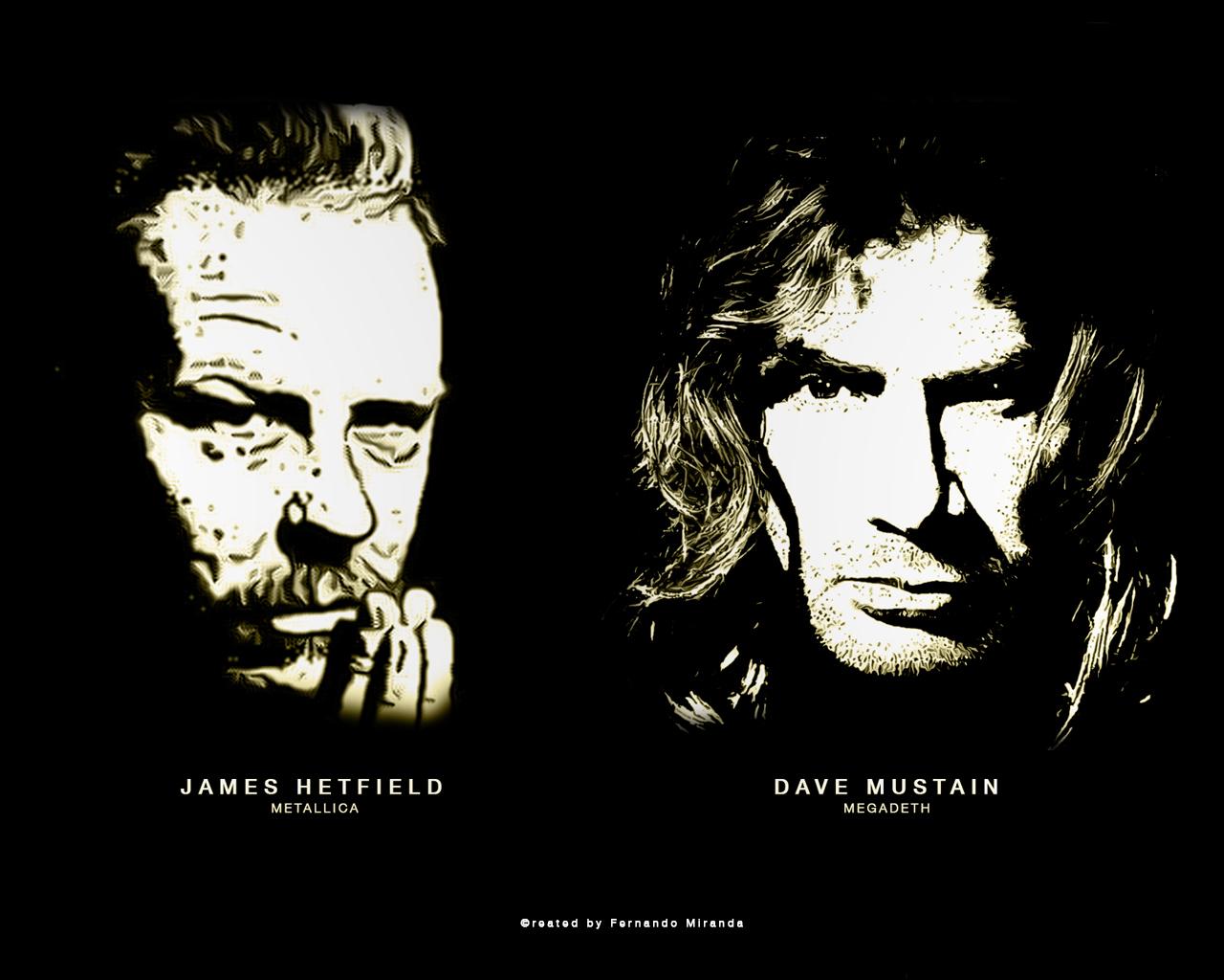 Metallica Vs Megadeth