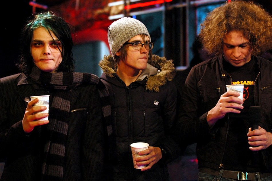 My Chemical Romance 4