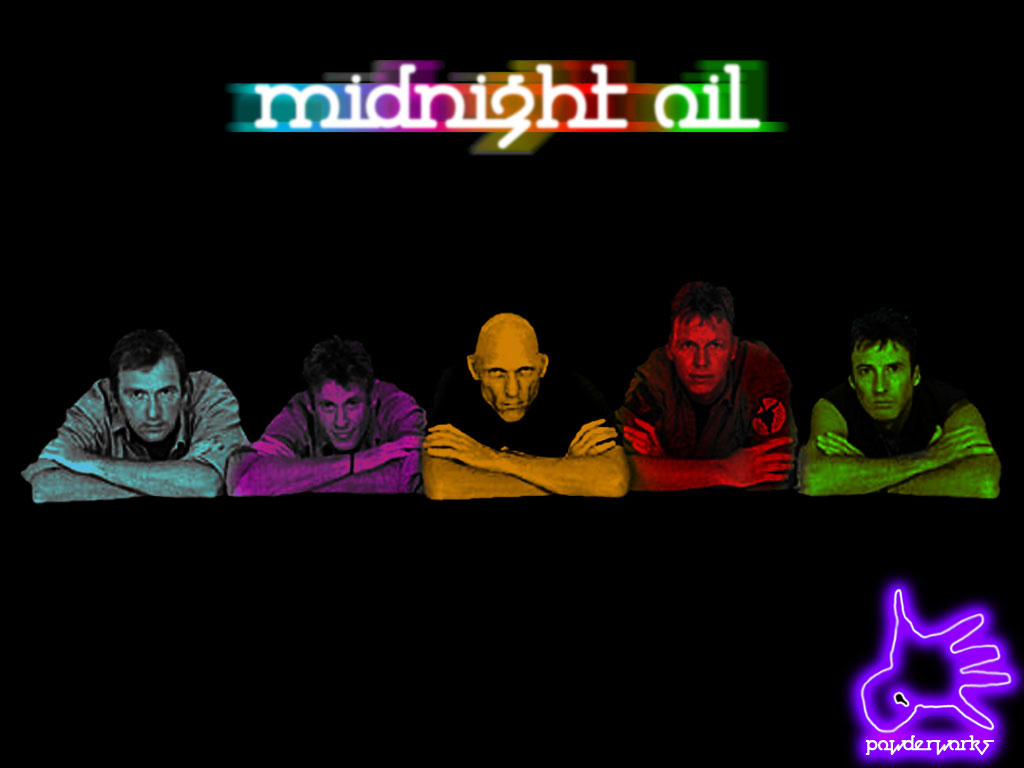 Midnight oil