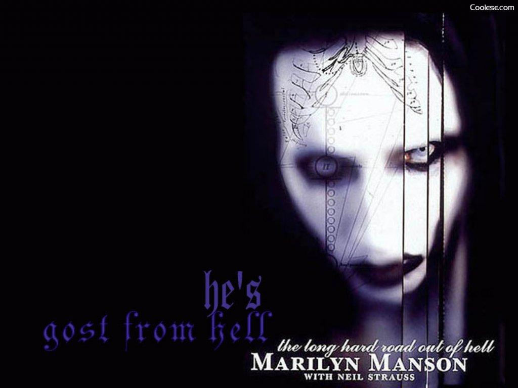 Marilyn Manson 9 Bandswallpapers Free Wallpapers Music