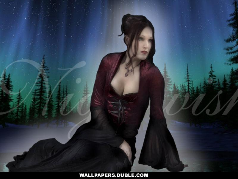 Nightwish - Wallpaper Actress