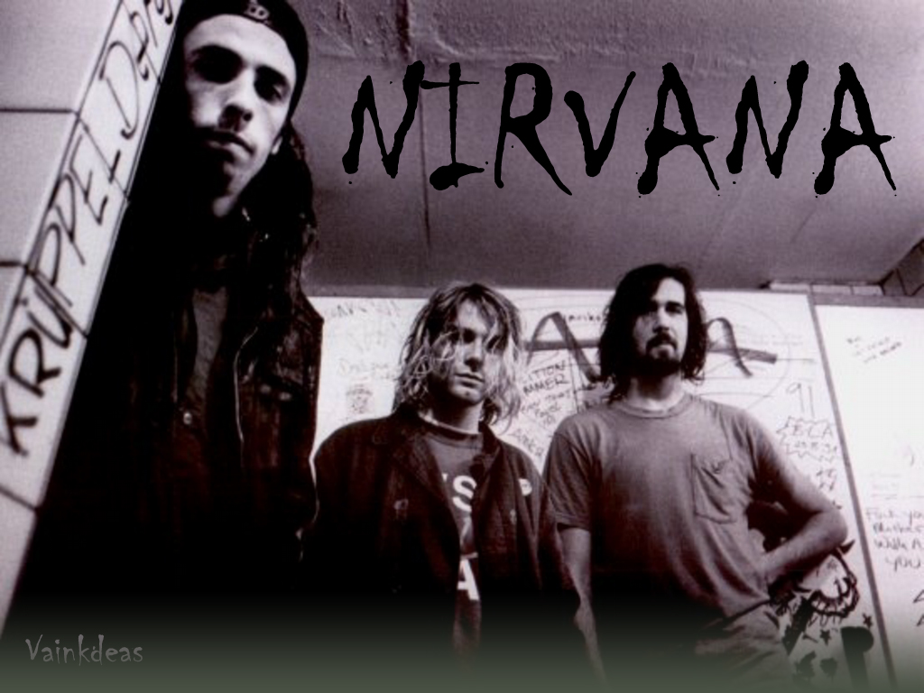 Nirvana - HD Wallpapers