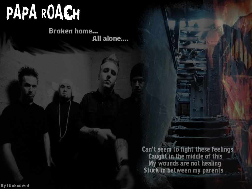 Papa Roach - BANDSWALLPAPERS | free wallpapers, music wallpaper,