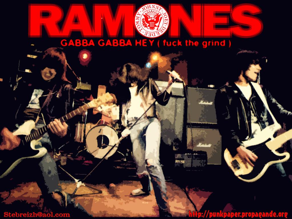 Ramones 7 - BANDSWALLPAPERS | free wallpapers, music ...