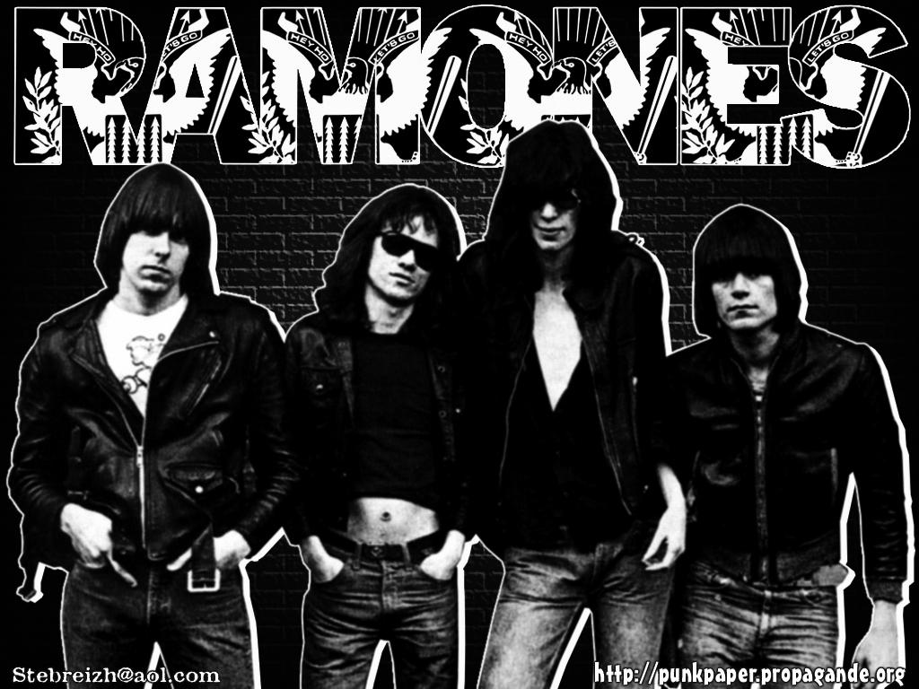 Ramones 9 - BANDSWALLPAPERS | free wallpapers, music ...