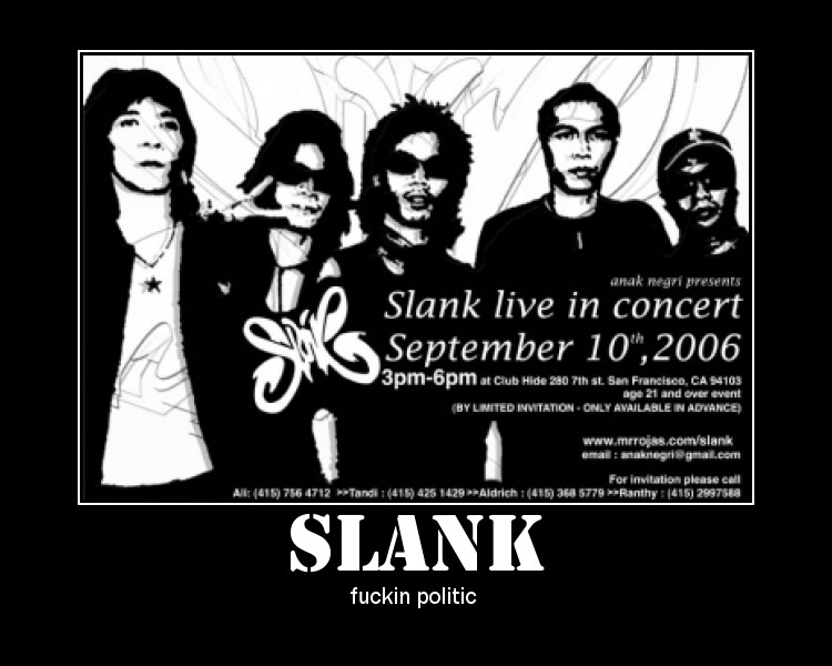 wallpaper slank. slank