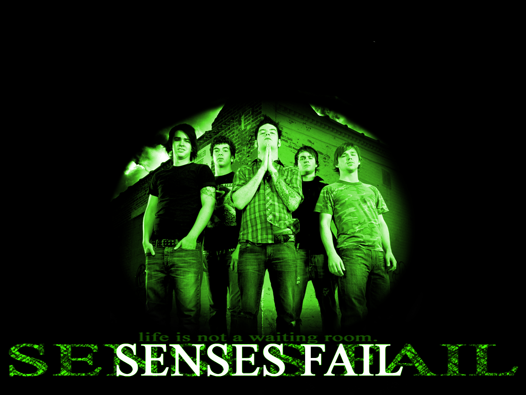 Senses Fail Bandswallpapers Free Wallpapers Music