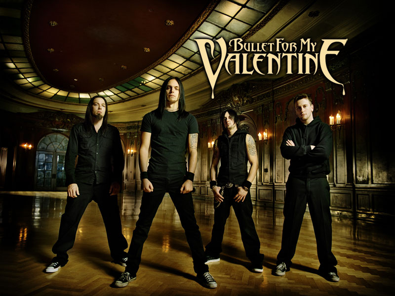 Bullet for my Valentine!