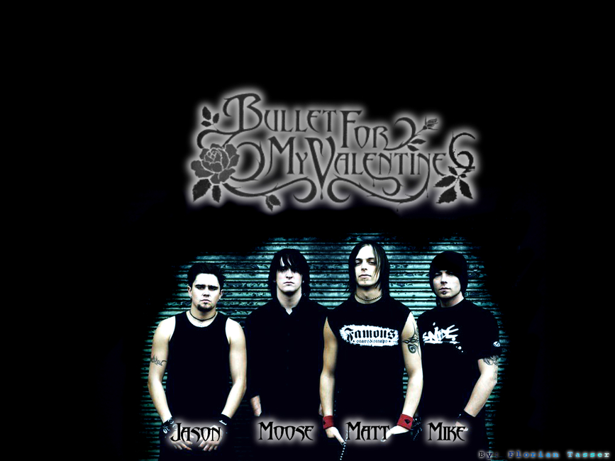 valentine wallpapers. Bullet For My Valentine