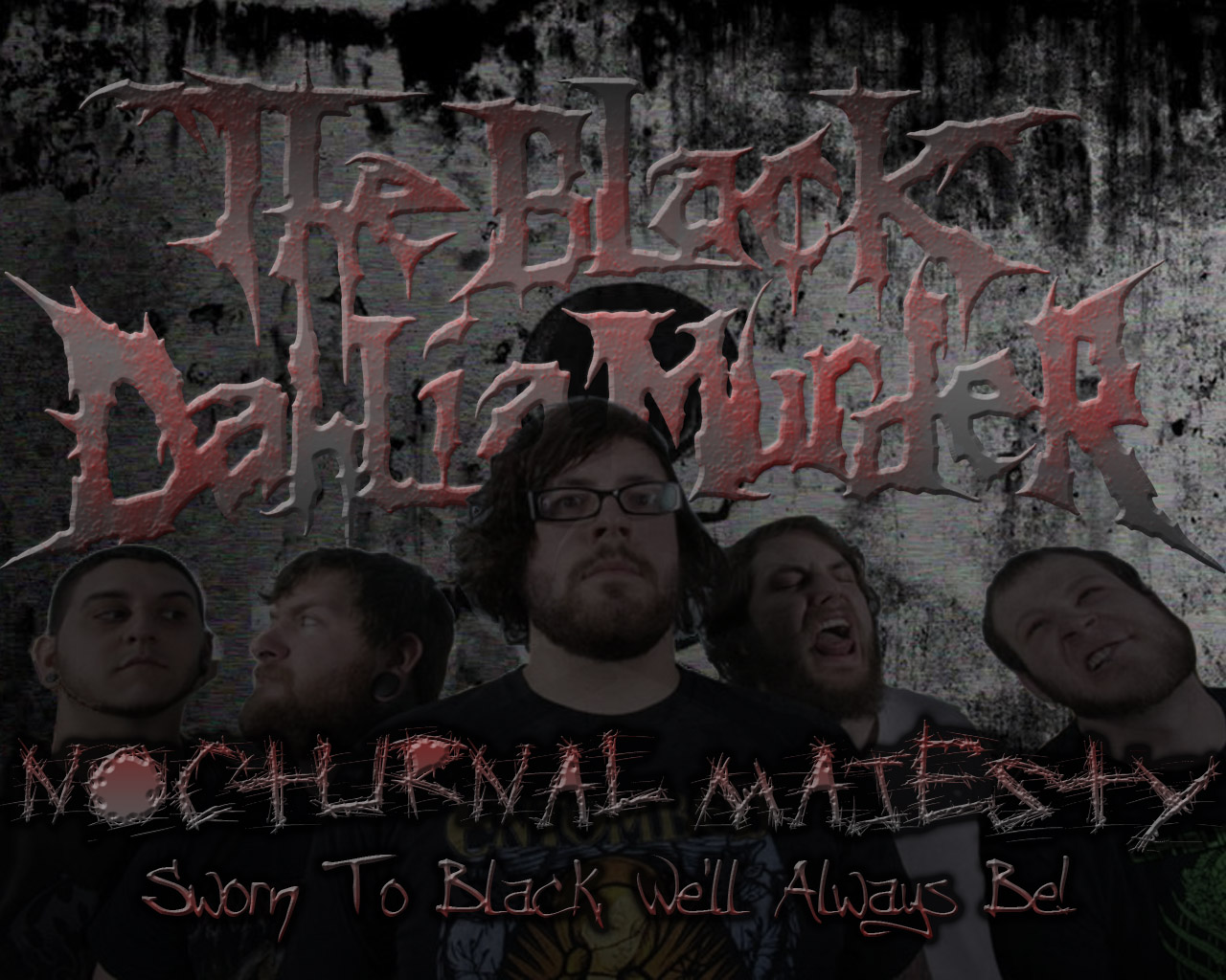 The Black Dahlia Murder Bandswallpapers Free Wallpapers Music