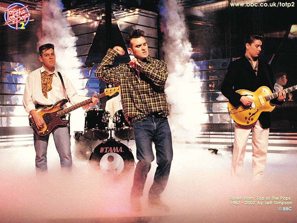 the smiths band wallpaper - photo #6