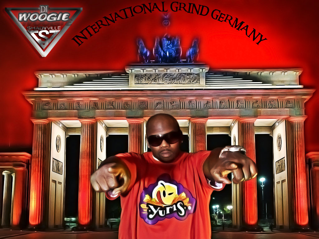 Shadyville  G-Unit Dj Woogie Germany