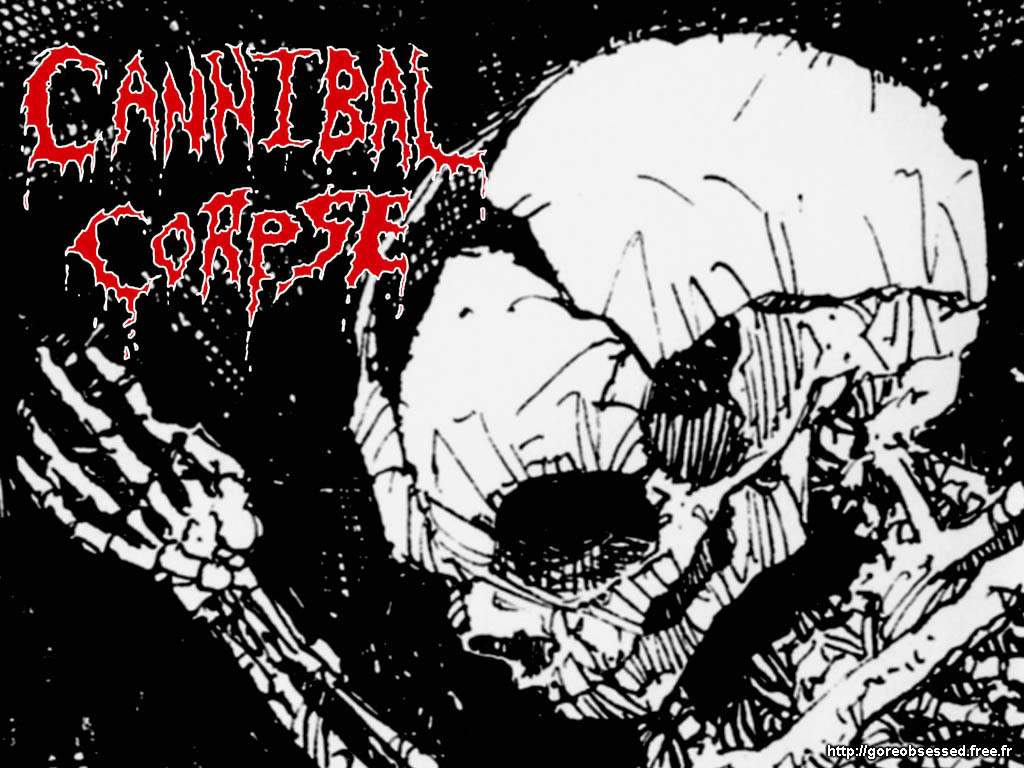 Cannibal Corpse - Images Wallpaper