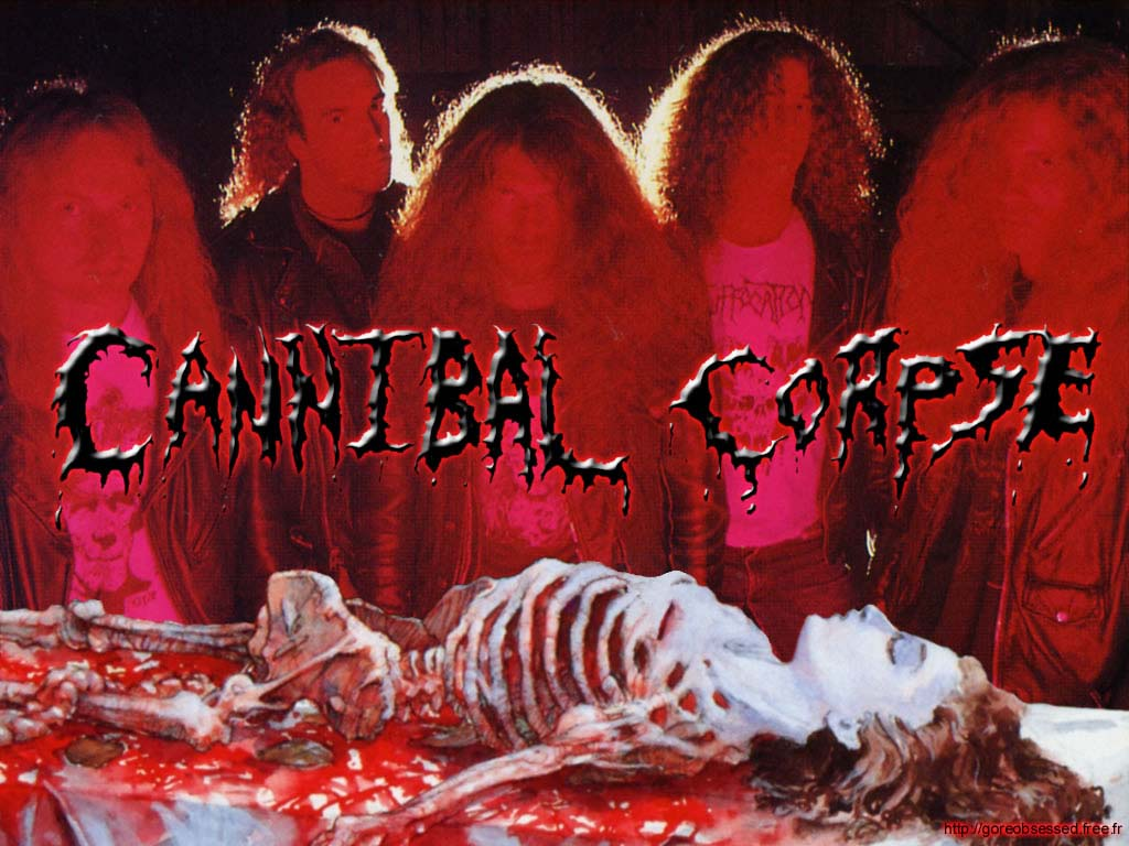 Cannibal Corpse Bandswallpapers Free Wallpapers Music Wallpaper