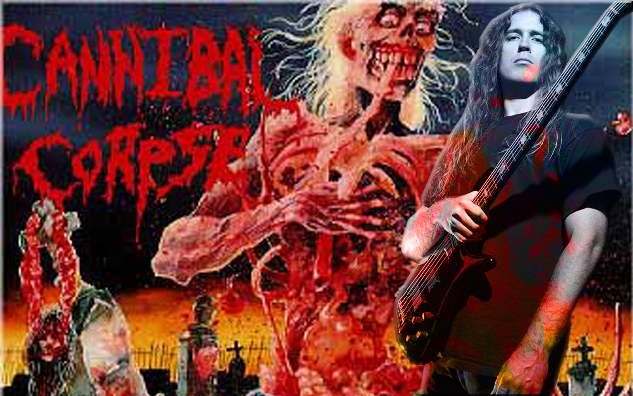 cannibal corpse bandswallpapers free wallpapers music