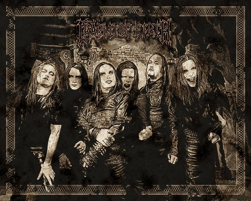 cradle of filth. cradle of filth