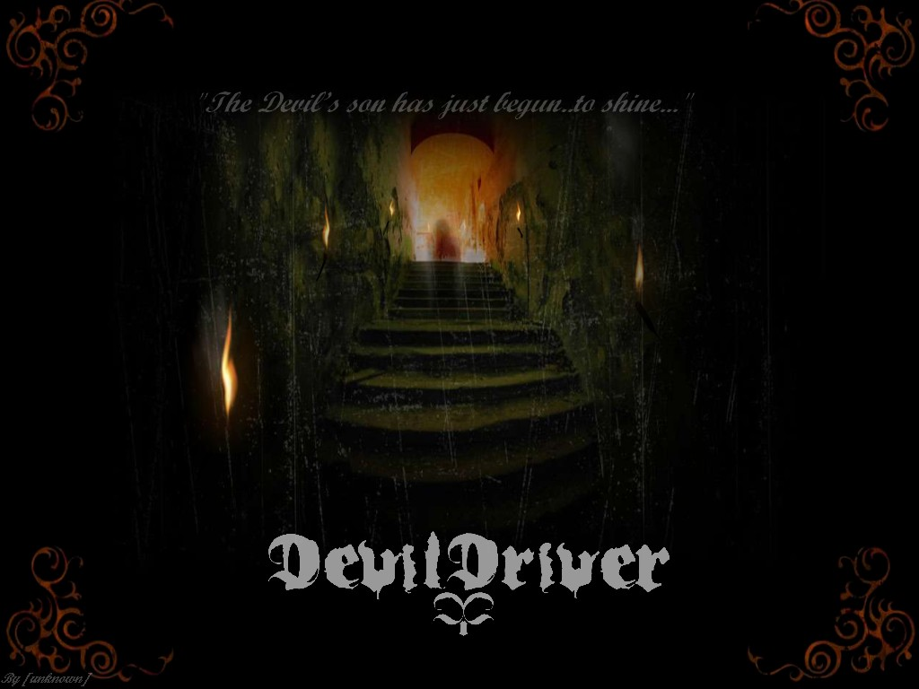 Devildriver 2 - BANDSWALLPAPERS | free wallpapers, music wallpaper,