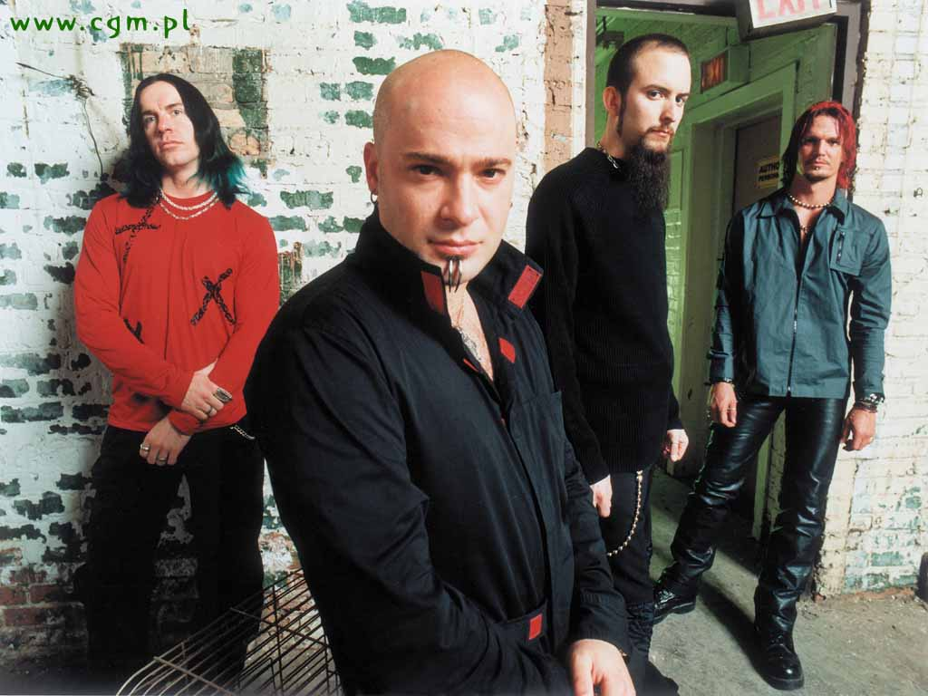 Disturbed album cover picture