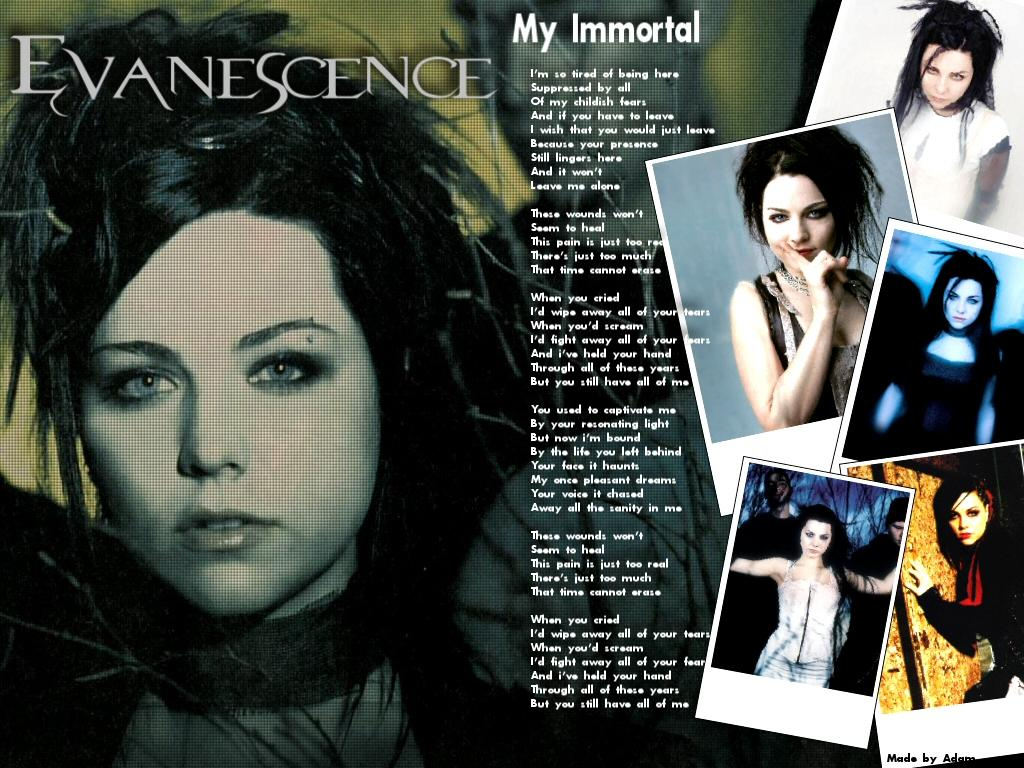 Evanescence - Photo Set