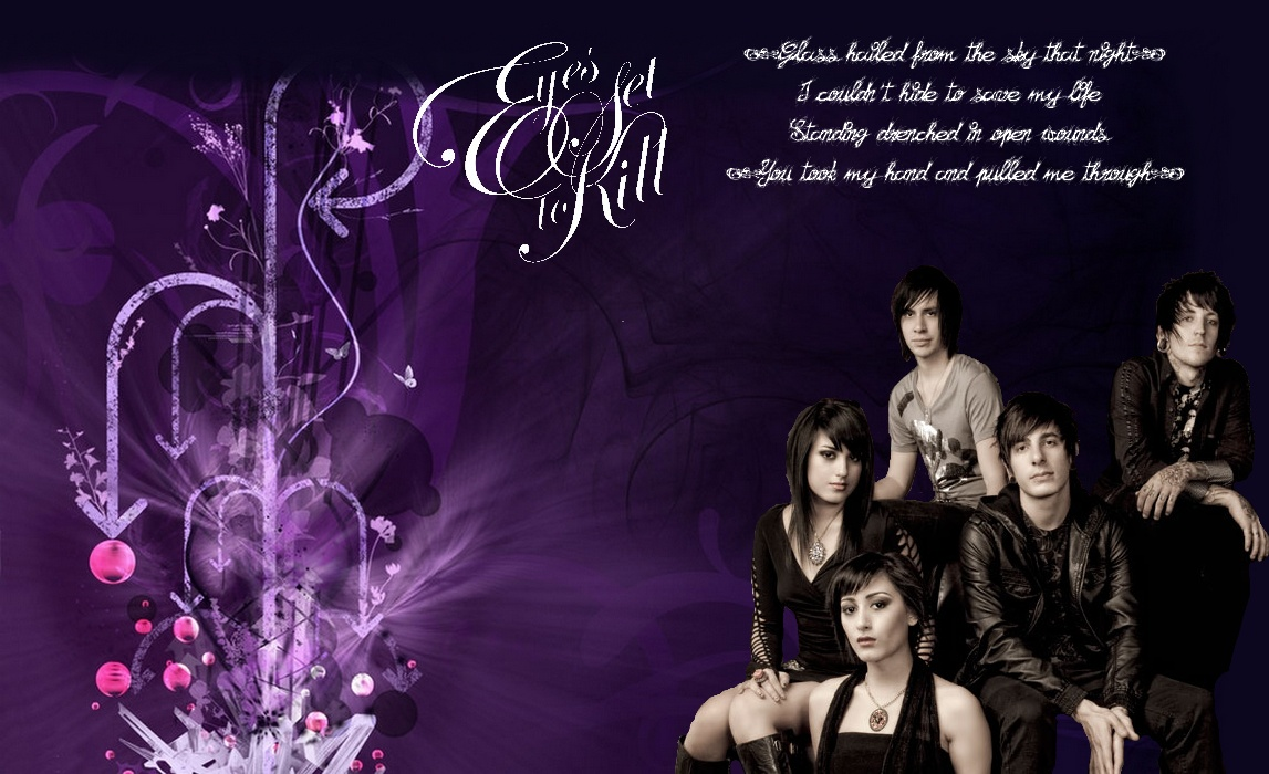 Eyes Set To Kill