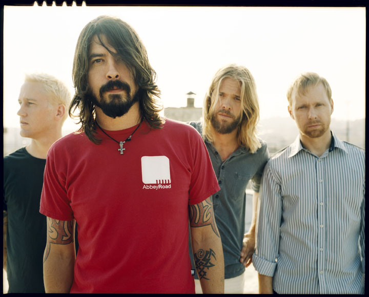 Foo Fighters - BANDSWALLPAPERS | free wallpapers, music wallpaper,