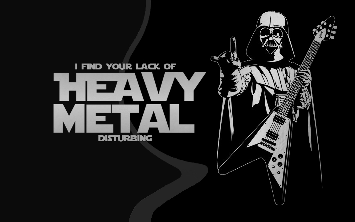 Wallpapers heavy metal hentia beautiful chicks