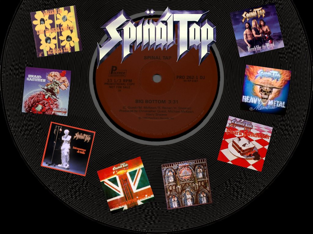 Spinal Tap - This is Spinal Tap! Photo (27913347) - Fanpop